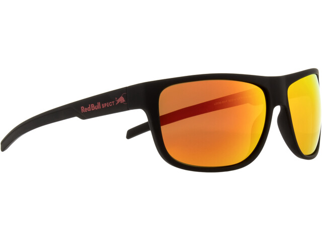 Red Bull SPECT Loom Sunglasses black/brown-red